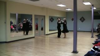 Vicki and Alex  Am  Rumba 11192016