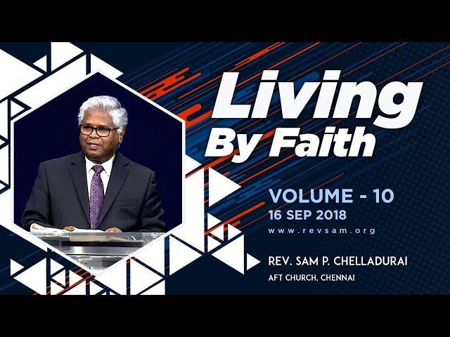 Living by Faith (Vol 10) - You Can Have Faith