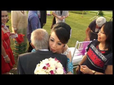 Pan Pacific Bali | Rina &  Fergal Moslem Wedding | Bali Wedding Butler (4/23/2013)