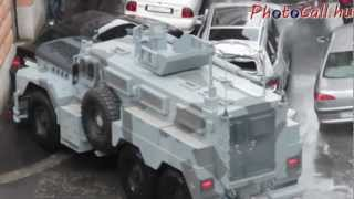 DARTZ Kombat MRAP in Die Hard 5. - A Good Day to Die Hard - car crash.mp4