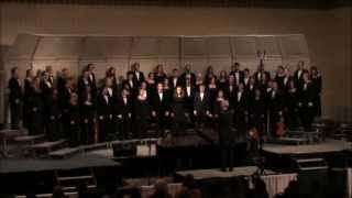 The Poem, The Song, The Picture - University Singers of Mizzou