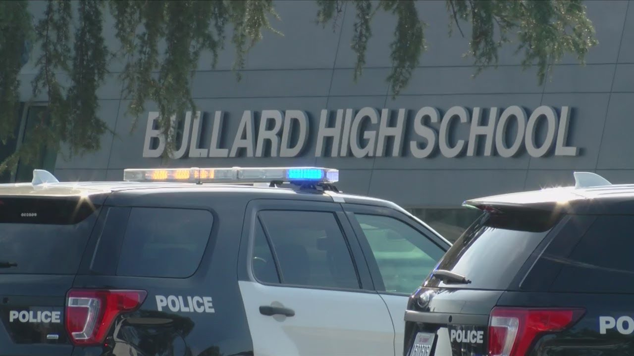 KSEE 24 A high school in Fresno placed under lockdown after hoax threat