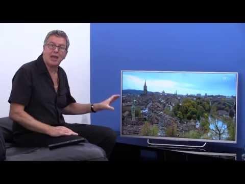 Sony W7 Series KDL42W706B LED Television