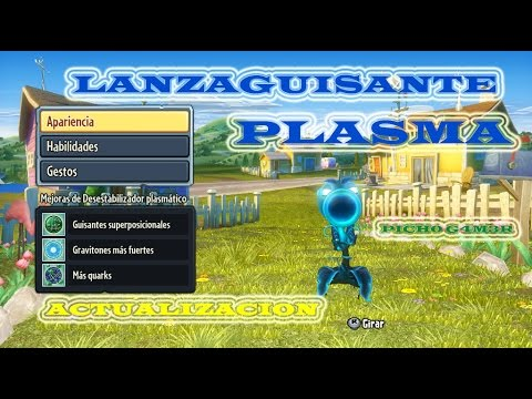 Download plantas vs zombies garden warfare lanzaguisante plasma
