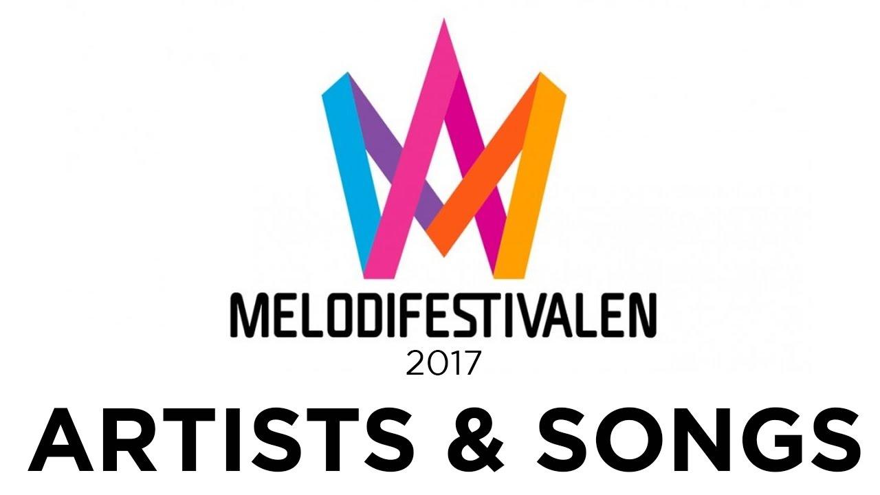 Melodifestivalen logo — 1