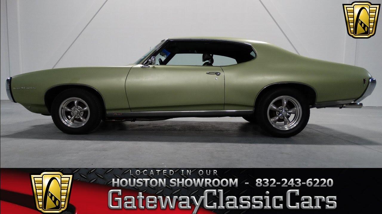 1969 pontiac lemans houston tx youtube1969 Pontiac Le Mans #7