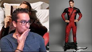 Ryan Reynolds Discusses Tim Miller Deadpool 2 Departure