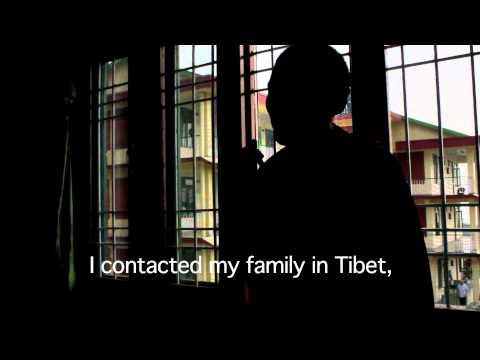 Reasons for Leaving Tibet - Anonymous Tibetan monk