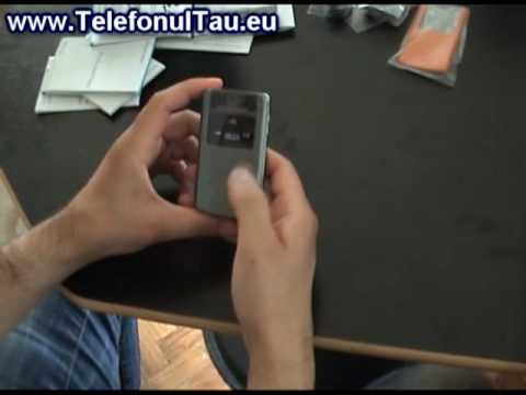 Sony Ericsson W508 Review ( in Romana )