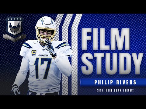 Philip Rivers Film Study with Guest Steve Fairchild