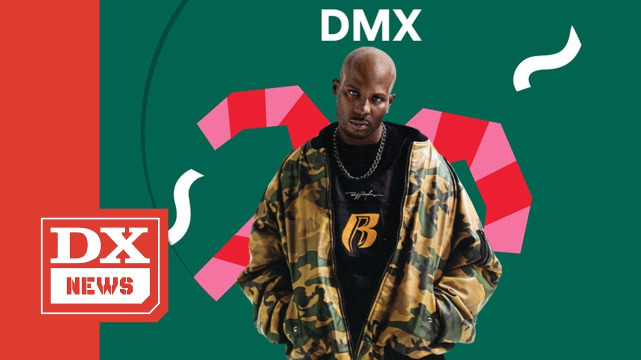 """Download DMX Finally Drops His """"Rudolph The Red Nosed Reindeer"""" Official Studio Version"""