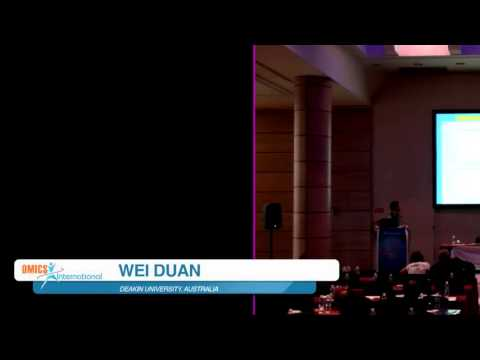 Wei Duan | Auatralia  | European Pharma Congress   2016 | Conferenceseries LLC