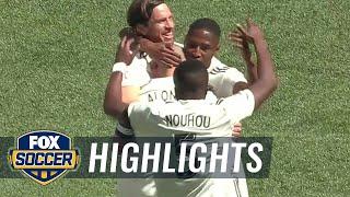 Seattle Sounders vs. Minnesota United | 2018 MLS Highlights