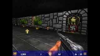 Wolfram Gameplay - First Impressions - Wolfenstein 3D