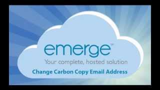 How to Change your Carbon Copy Email Address