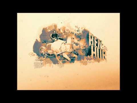 Ben-Hur 1959 soundtrack vinyl side A