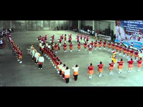 Drum Band SMP Santo Yosef Lahat 01