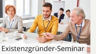 Was ist ein Existenzgründer-Seminar?