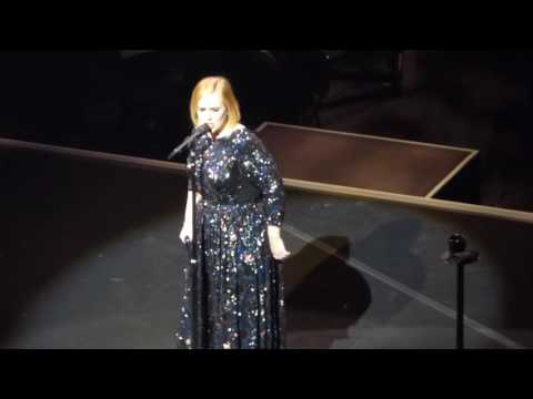 7/7 Adele - When We Were Young @ Verizon Center, Washington, DC 10/10/16