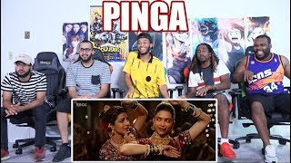 Pinga Full Video Song | Bajirao Mastani Reaction