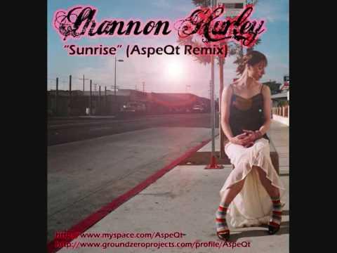 Shannon Hurley ''Sunrise'' (AspeQt Remix)