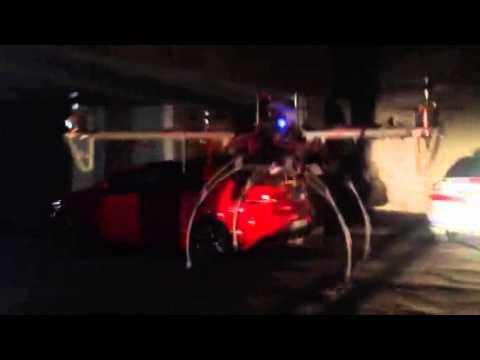 Quadcopter flight from Amman