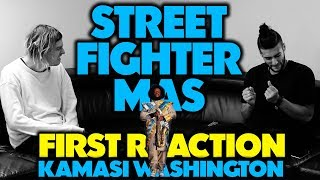 KAMASI WASHINGTON - STREET FIGHTER MAS REACTION/REVIEW (Jungle Beats)