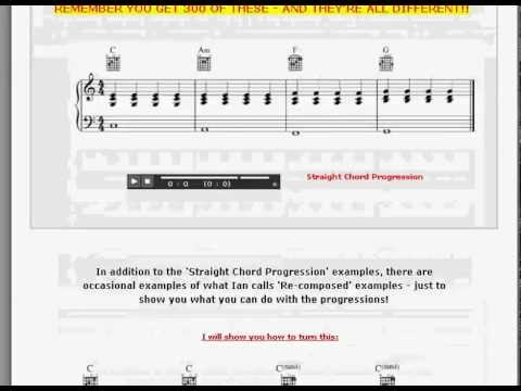 Ukulele Chord Progressions Download 300 Unique Ukulele Chord