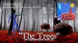 The Trees - Rush (1978) HQ Audio HD Video