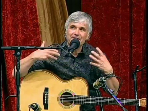 Woodsongs 665: Masters of the Acoustic Guitar featuring Laurence Juber and Pete Huttlinger