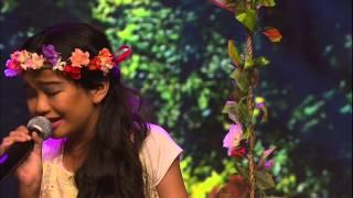 Ceria Popstar 3: Konsert Separuh Akhir - Pasqa (Bunga Bunga Cinta)