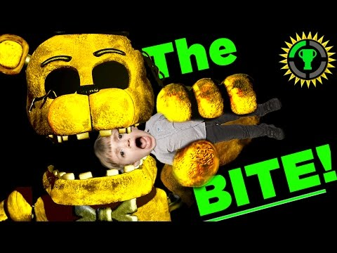 Game Theory: FNAF, We were WRONG about the Bite (Five Nights at Freddy's) GamerTip