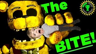Game Theory: Fnaf, We Were Wrong About The Bite Five Nights At Freddy's