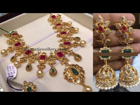 Traditional Antique Jewellery Designs 2018