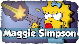 Let's Read: Die Simpsons Bibel #5 - Maggie Simpson - Das Killer Baby! ★ (Deutsch / German)