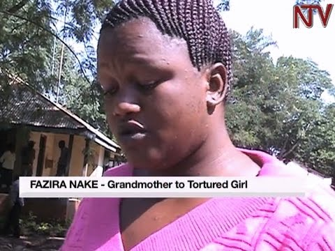 Tororo police arrest woman caught on video abusing child