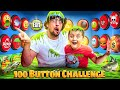 - 100 Mystery Button Challenge! Only 1 WILL SAVE YOU & help Escape the Box with CASH $$ FV Family