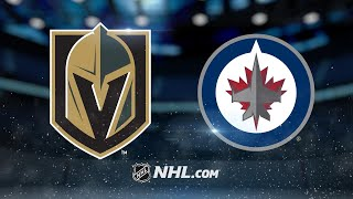 Golden Knights make NHL history with OT win