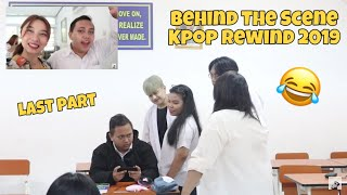 BEHIND THE SCENE KPOP REWIND 2019 INDONESIA PART 3