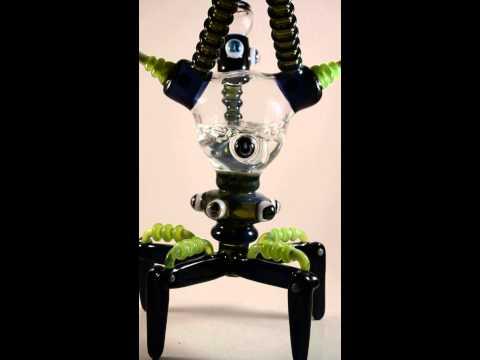 Glass Web Crawler -- Internet Search Bot