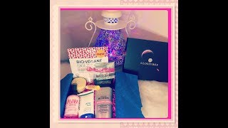 GlossyBox Juli 2017 Unboxing Pink Planet Edition