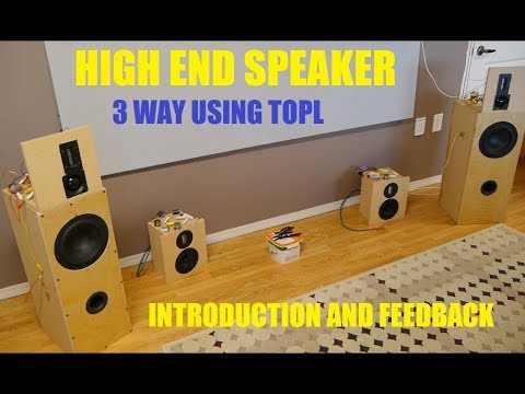 HiFi 3 way | An Introduction to My Next Project