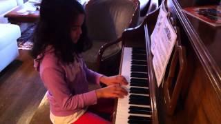 Ada Ersu plays Lavender's Blue