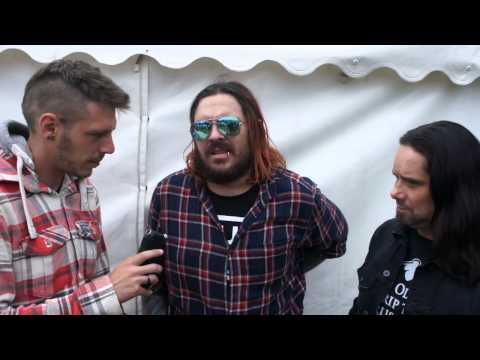 Seether Reading Festival Interview 2015