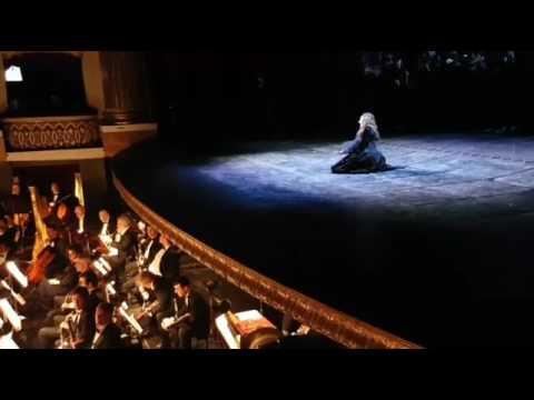 diretta Lucia di Lammermoor al Teatro San Carlo