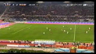Lazio-Roma 3-0 2006-2007 partita intera 1°tempo