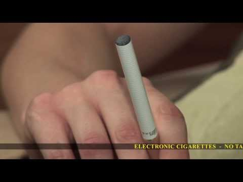 E Lites Cigarettes TV Advert