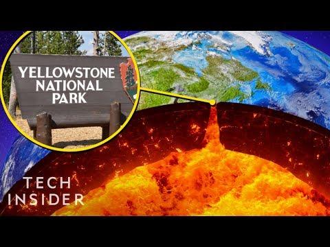 NASA's $3.5 Billion Idea To Save Earth From A Supervolcano Apocalypse