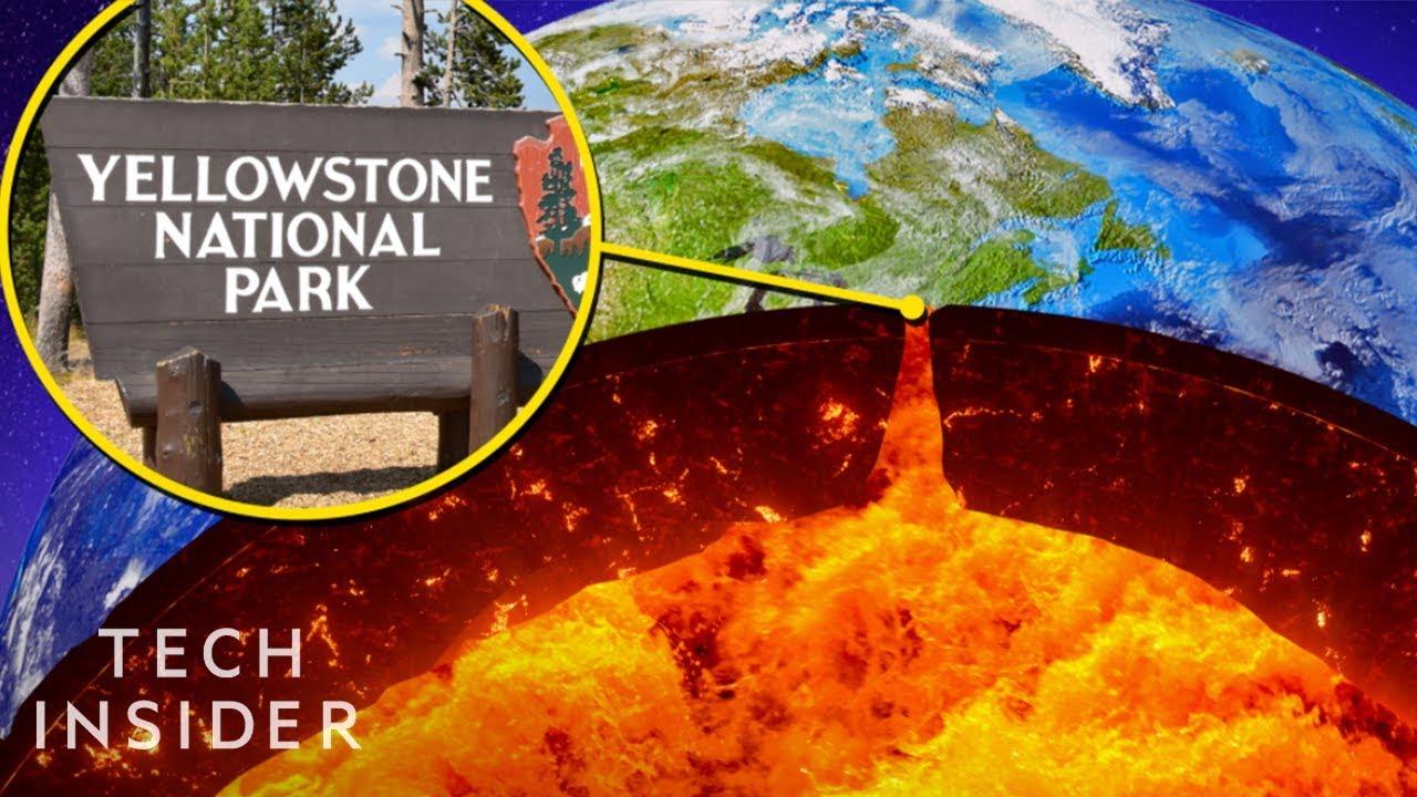 Nasa S 3 5 Billion Idea To Save Earth From A Supervolcano