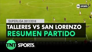 Video Gol Pertandingan Talleres vs San Lorenzo